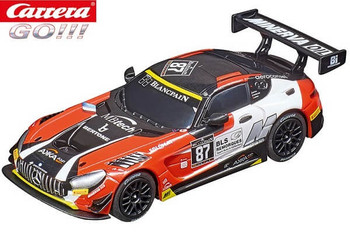 Carrera GO Mercedes-AMG GT3 Team AKKA ASP 1/43 slot car 20064135