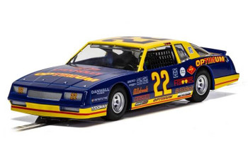 Scalextric 1986 Chevrolet Monte Carlo Optimum 1/32 slot car C4038