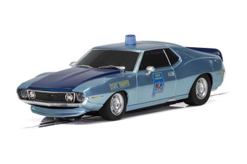 Scalextric AMC Javelin Alabama State Trooper 1:32 slot car C4058