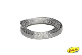 Slot It tin plated copper braid SP18