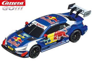 Carrera GO Audi RS 5 DTM Red Bull 1/43 slot car 20064157