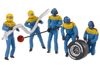 Carrera pit crew figure set 20021132