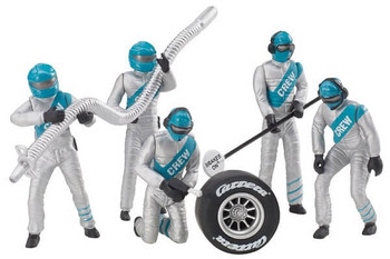 Carrera pit crew figure set 20021133