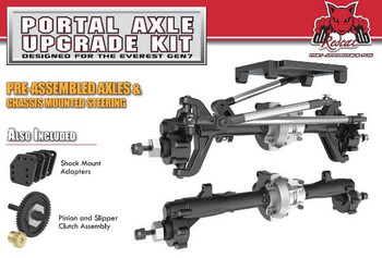 Redcat Racing Everest Gen7 portal axle upgrade kit RER11289