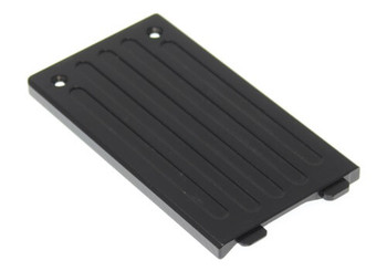 Redcat Racing 701008 aluminum center skid plate is an upgrade part for the Dukono and Dukono PRO 1/10 RC vehicles