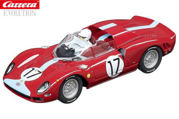 Carrera Evolution Ferrari 365 P2 Maranello Concessionaires Ltd 1/32 slot car 20027570