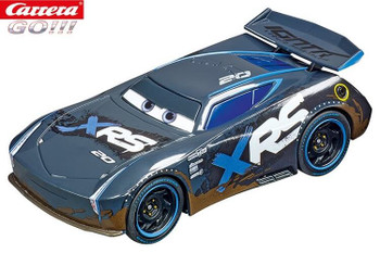 Carrera GO Cars 3 Jackson Storm Mud Racer 1/43 slot car 20064154