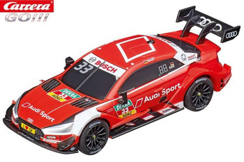 Carrera GO Audi RS 5 DTM Rast 1/43 slot car 20064132