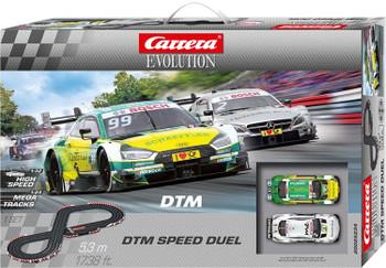 Carrera Evolution DTM Speed Duel race set box