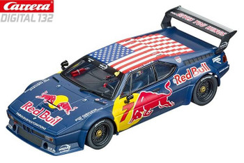 Carrera DIGITAL 132 BMW M1 Procar Daytona 1/32 slot car 20030865