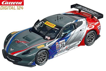 Carrera DIGITAL 124 Chevrolet Corvette C7R Callaway Competition 1/24 slot car 20023878