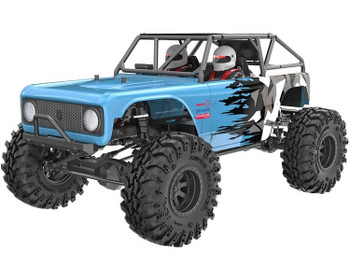 Redcat Racing Wendigo Brushless 1/10 RC 4x4 rock racer