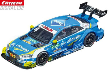 Carrera DIGITAL 132 Audi RS5 DTM Frijns 1/32 slot car 20030880