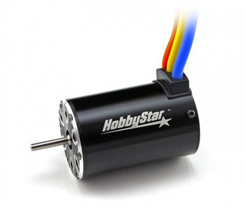 HobbyStar 550 4300KV 4-pole brushless sensorless motor
