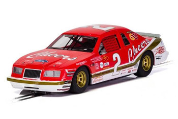Scalextric Ford Thunderbird Cheers 1/32 slot car C4067