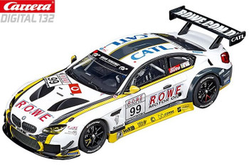 Carrera DIGITAL 132 BMW M6 GT3 Rowe Racing 1/32 slot car 20030871