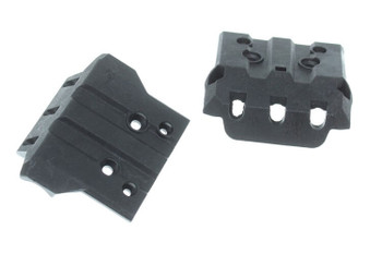 Redcat Racing Kaiju front and rear lower bumpers RER12450
