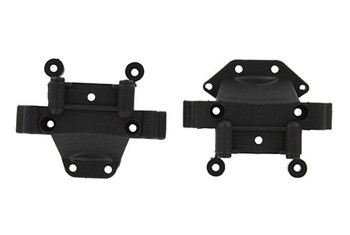 Redcat Racing front/rear upper suspension arm mounts for the Caldera series of 1/10 RC vehicles BS903-011