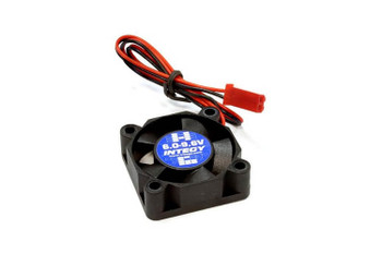 Integy 30x30x10mm high speed cooling fan with JST male plug for 6.0 to 9.6VDC input C25752