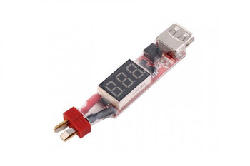 HobbyStar LiPo to USB power converter adapter
