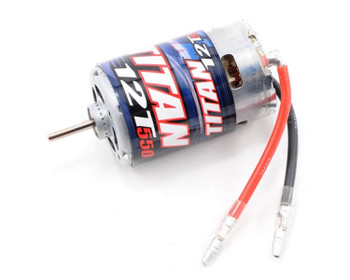 Traxxas Titan 12T 550 size brushed motor 3785