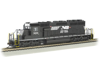 Bachmann EMD SD40-2 Norfolk Southern 3430 HO scale diesel locomotive (DCC Sound Value)
