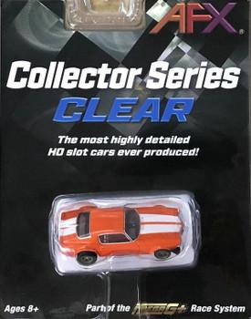 AFX Mega-G+ Camaro SS 396 HO slot car 22027