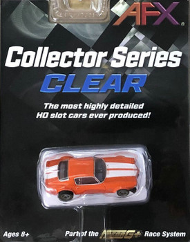 AFX Mega-G+ Camaro SS 396 HO slot car packaging 22027