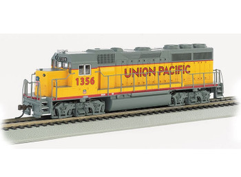 Bachmann HO EMD GP40 Union Pacific 1356 HO scale diesel locomotive (DCC Ready)