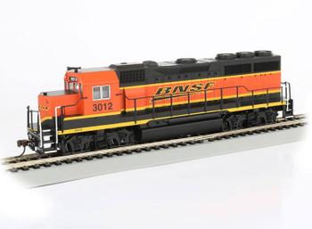 Bachmann HO EMD GP40 BNSF 3012 HO scale diesel locomotive (DCC Ready)