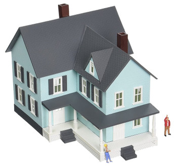 Model Power Grandma's new house HO scale built up building 779