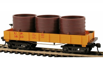 Mantua Classics HO Union Pacific 1860 wooden water car