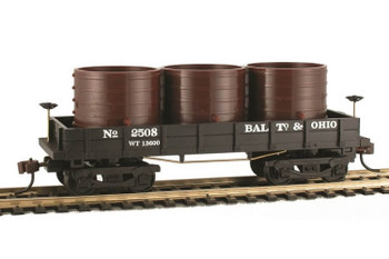 Mantua Classics HO B&O 1860 wooden water car