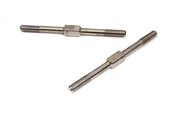 Integy 3x48mm Billet machined titanium turnbuckles C29056