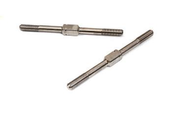 Integy 3x48mm Billet machined titanium turnbuckles C29056