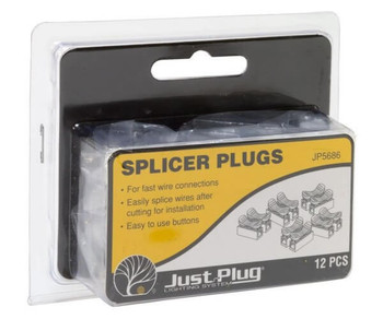 Woodland Scenics Just Plug splicer plugs JP5686