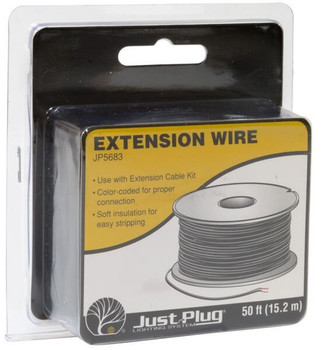 Woodland Scenics Just Plug extension wire JP5683