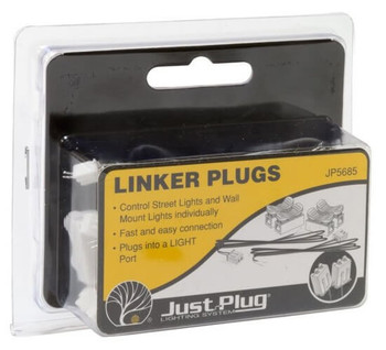Woodland Scenics Just Plug linker plugs JP5685