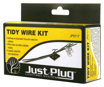 Woodland Scenics Just Plug tidy wire kit JP5717