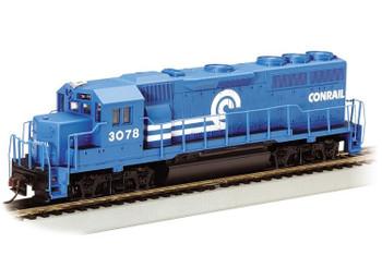 Bachmann HO EMD GP40 Conrail 3078 HO scale diesel locomotive (DCC Ready)