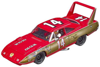 Carrera Evolution Plymouth Superbird 1/32 slot car 20027640