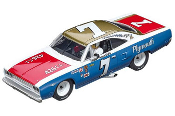 Carrera Evolution Plymouth Road Runner 1/32 slot car 20027641