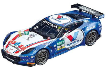 Carrera DIGITAL 124 Chevrolet Corvette C7R Valvoline 1/24 slot car 20023860