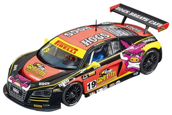 Carrera DIGITAL 124 Audi R8 LMS Griffith 1/24 slot car 20023861