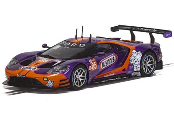Scalextric Ford GT GTE Le Mans 2019 1/32 slot car C4078