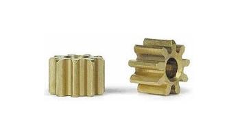 Slot It 9T inline pinion gears SIPI09