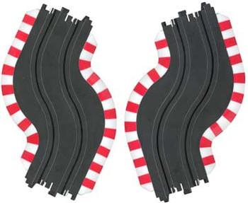 AFX 9 inch chicane track