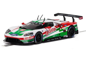 Scalextric Ford GT GTE Daytona 2019 1/32 slot car C4151