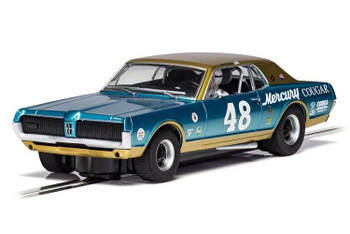 Scalextric Mercury Cougar 1/32 slot car C4160