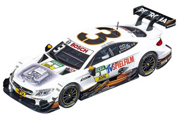 Carrera Digital 132 Mercedes-AMG C63 DTM Paul Di Resta 1/32 slot car 20030839